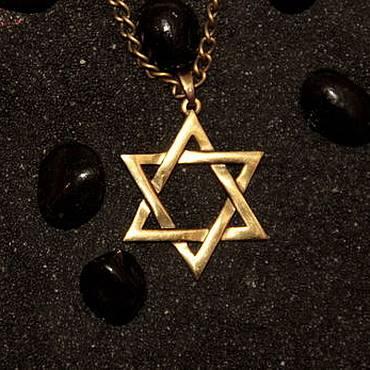 Гексаграмма или звезда велеса, это древний, славянский символ.