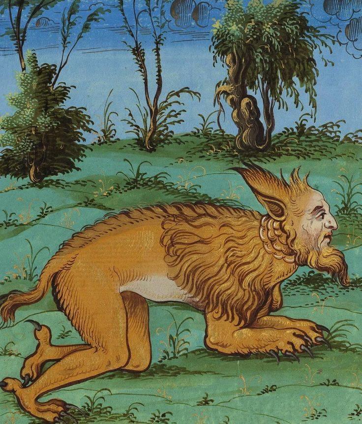 Мантикора — легендарное и непобедимое чудовище-людоед. мантикора самый кровавый летающий монстр какие виды мантикоры