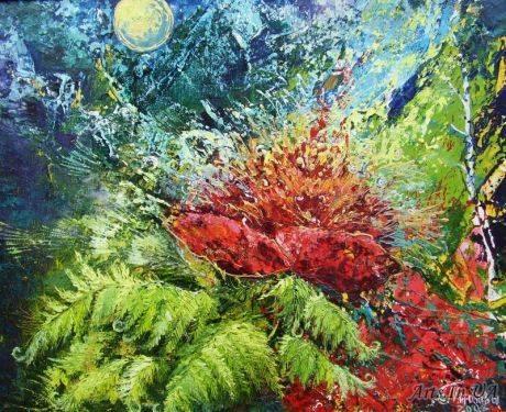 Цветок папоротника: значение оберега и как выглядит символ (фото)