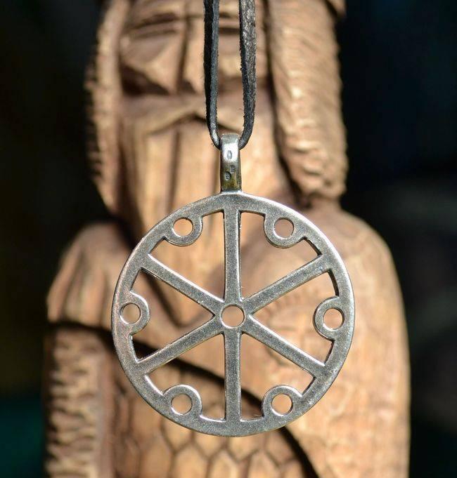 Амулет велес — применение магических и целебных свойств