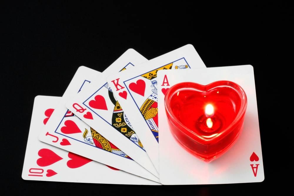 Гадание на сердечках – оригинальный способ познания будущего