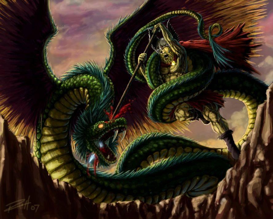 Великий полоз - змей-повелитель уральских гор