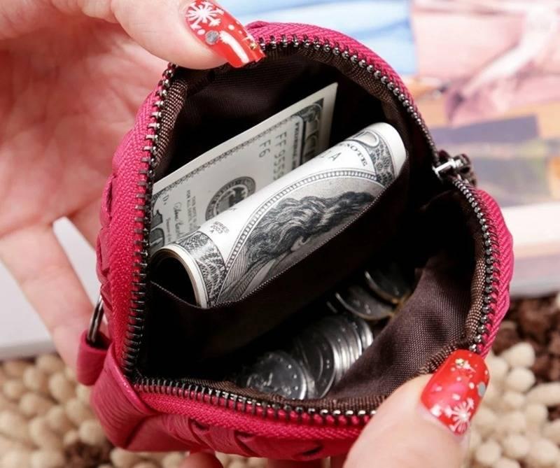 Как и какой кошелёк выбрать для привлечения денег