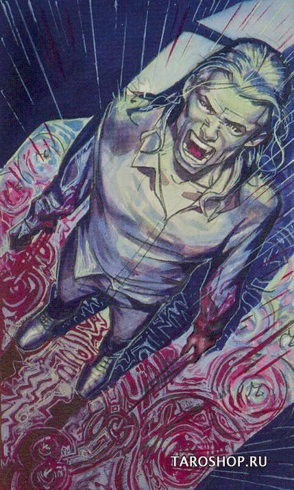 Три колоды карт таро вампиров: в каких ситуациях лучше к ним обращаться, кому подходят