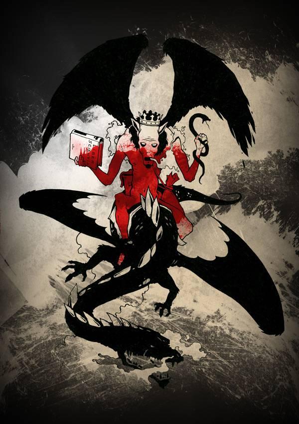 Астарот - могущественный и зловещий герцог из ада