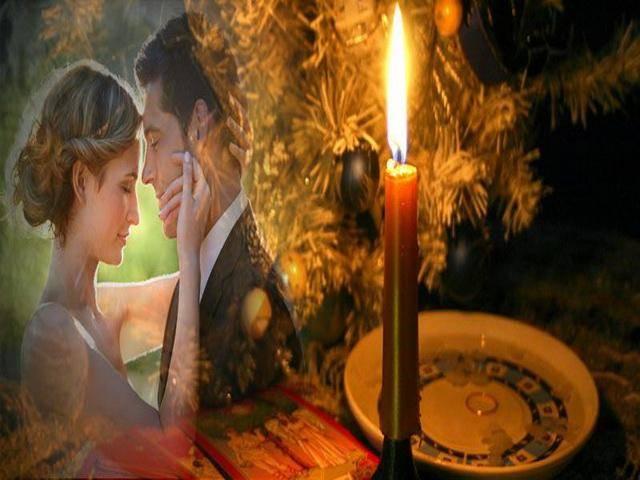 Как гадать на рождество с 6 на 7 января на суженого, на любовь, на будущее