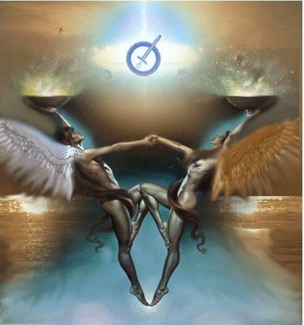 Воссоединение и привлечение вашего близнецового пламени/родной души через любовь к себе