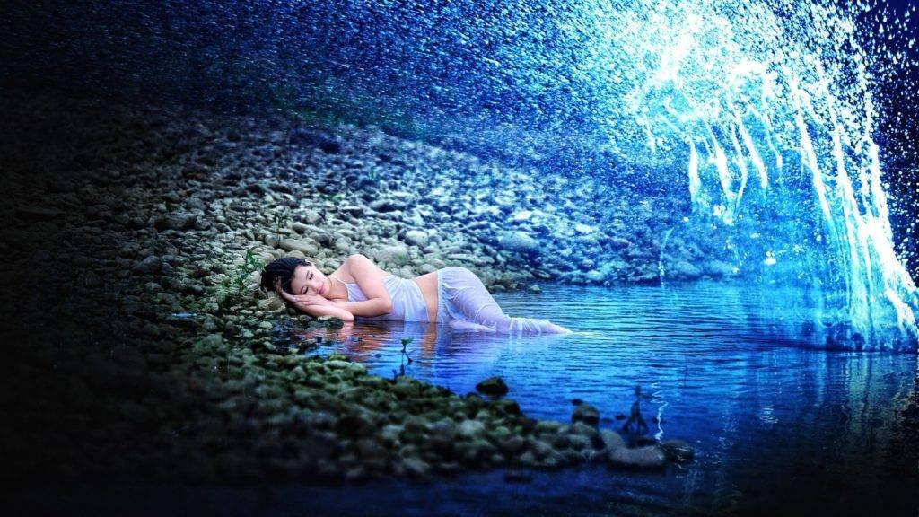 К чему снится плыть по реке по соннику? видеть во сне, что плывете по реке – толкование снов.