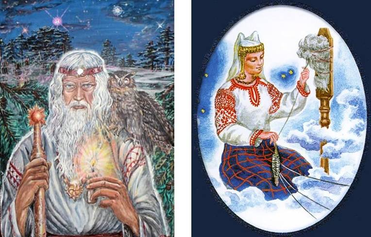Значение защитных символов славянского бога велеса