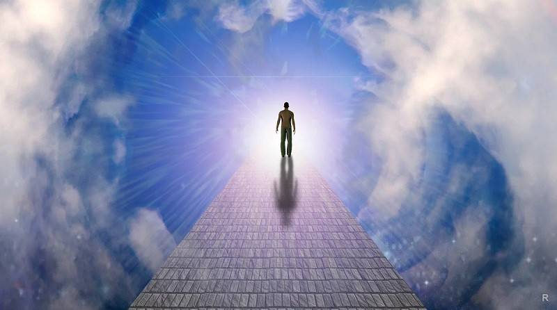 Что происходит с человеком после смерти?