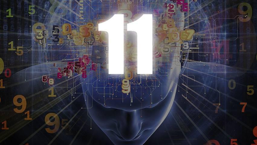 Что означает число 11 в жизни человека и нумерологии?