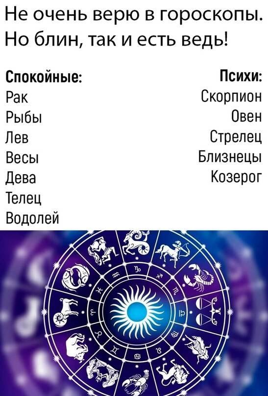 Цвет удачи для каждого знака зодиака