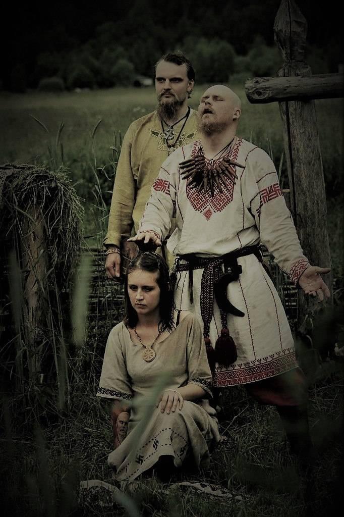 Славянский культ предков | славяне