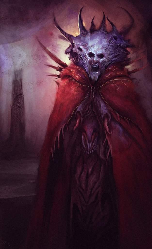 Демоны ада. имена демонов ада, их иерархия
