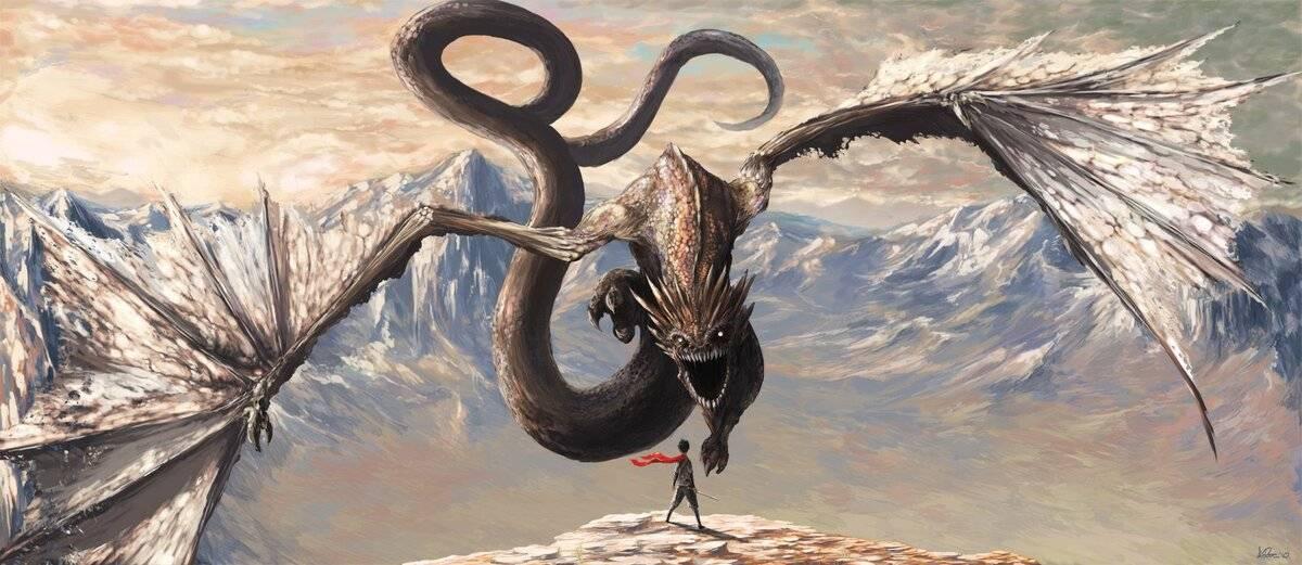 Самые невероятные драконы народов мира