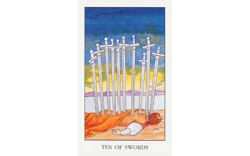 7 (семерка) жезлов таро: значение в отношениях, работе, любви, здоровье