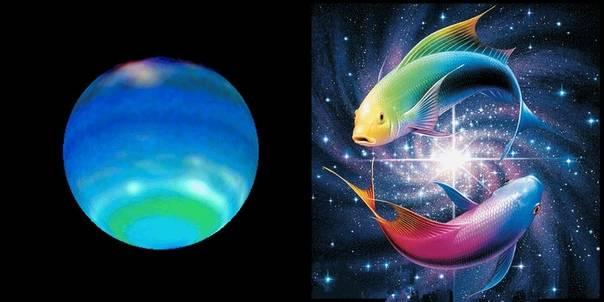Знак зодиака рыбы покровители