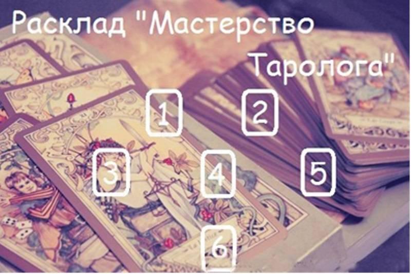 Определение магических способностей на картах ТАРО