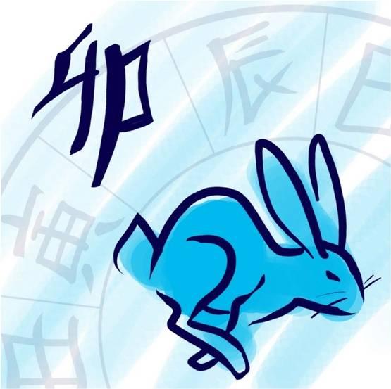 Кролик по гороскопу  - характер и судьба   год кролика - какие года