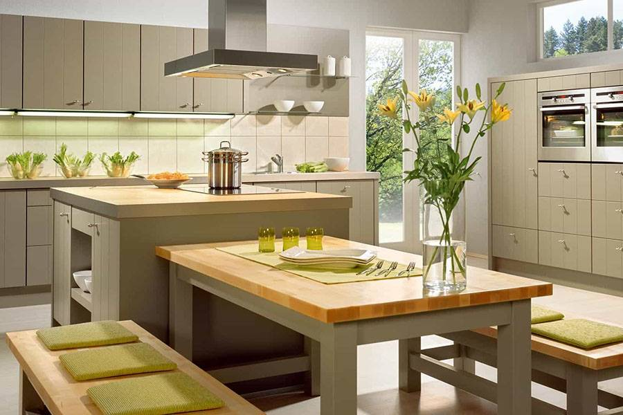 Кухня по фен-шуй: основные правила оформления, расположение, цвет