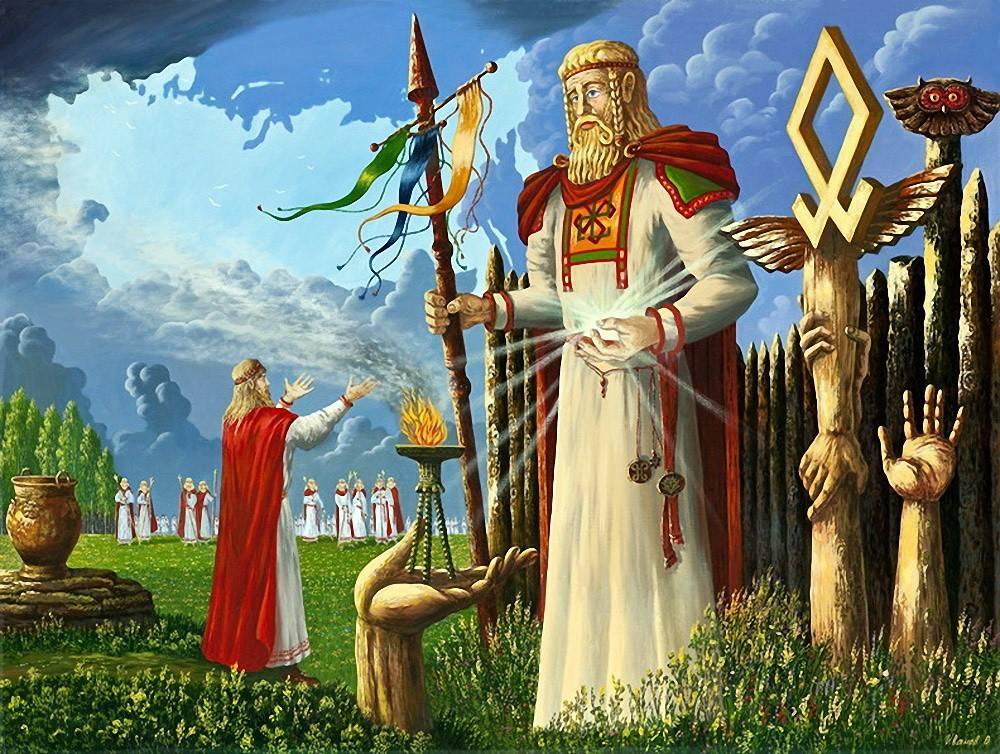 Мудрость древних славян