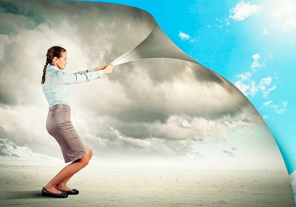 Как снять невезение и выйти из кризиса. помощь бизнес-магии