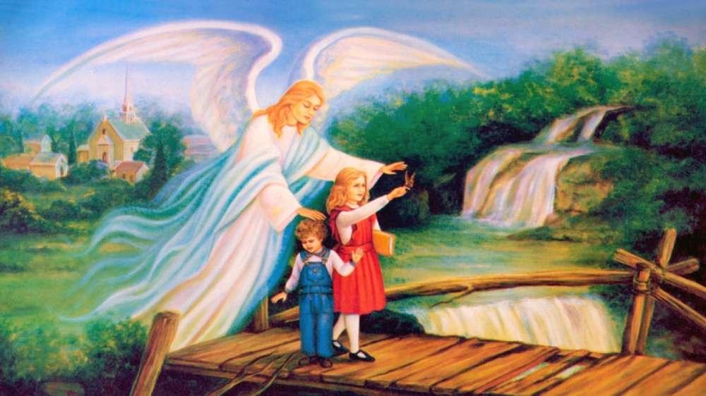 Как Ангел-Хранитель помогает человеку
