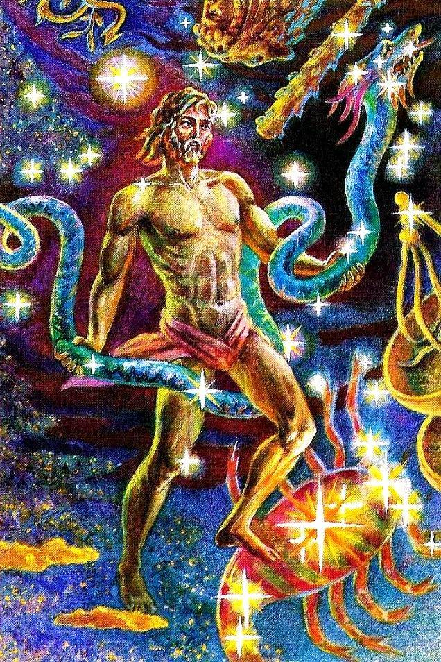 Знак зодиака змееносец: даты, характеристика, совместимость