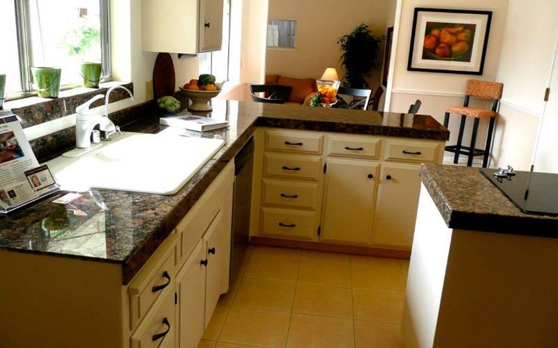 Кухня по фен-шуй: правила расположения помещения в квартире, выбор подходящих цветов и оттенков, фото современных дизайнов