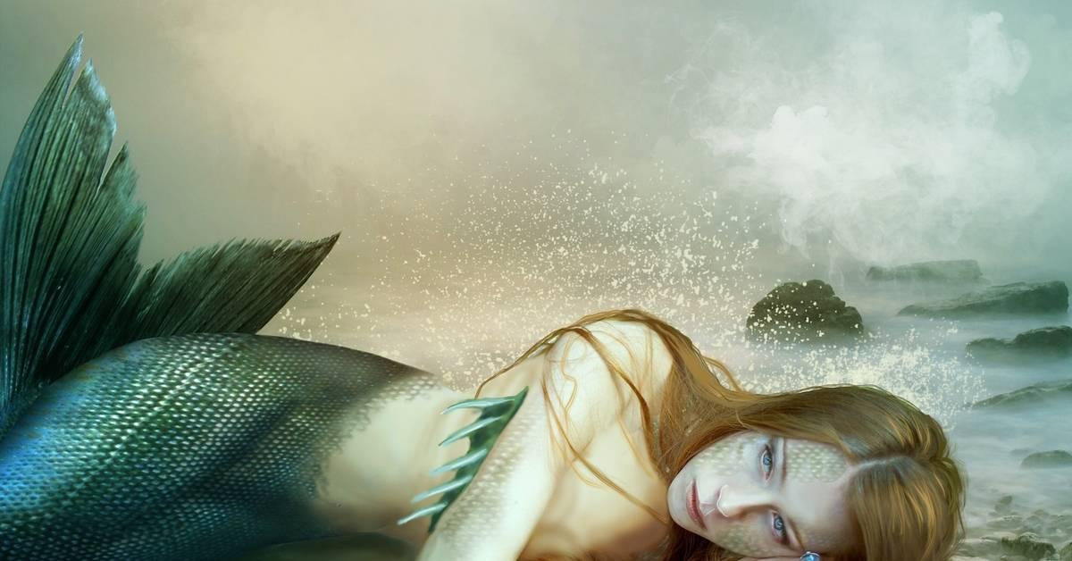 Как стать русалкой: домашние способы, заклинания, легенды о русалках