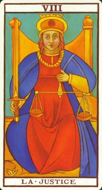 Справедливость - значение карты таро райдера уэйта в гаданиях и раскладах
