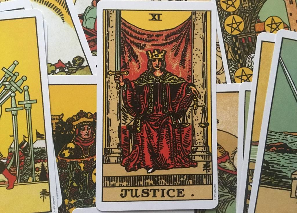 Справедливость таро: значения и сочетания аркан правосудие