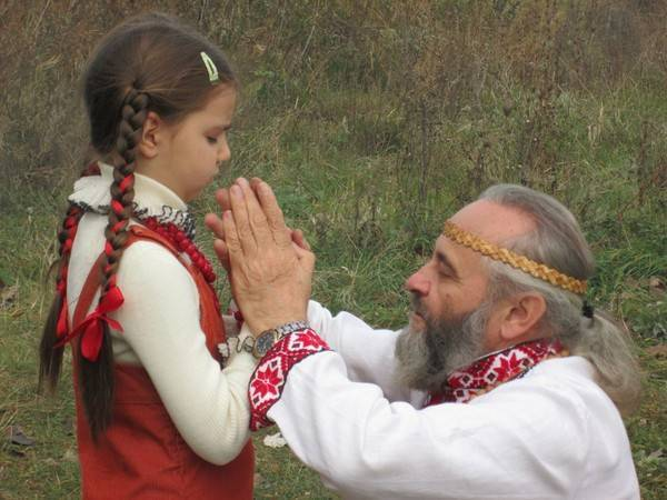 Славянские традиции инициации | славяне
