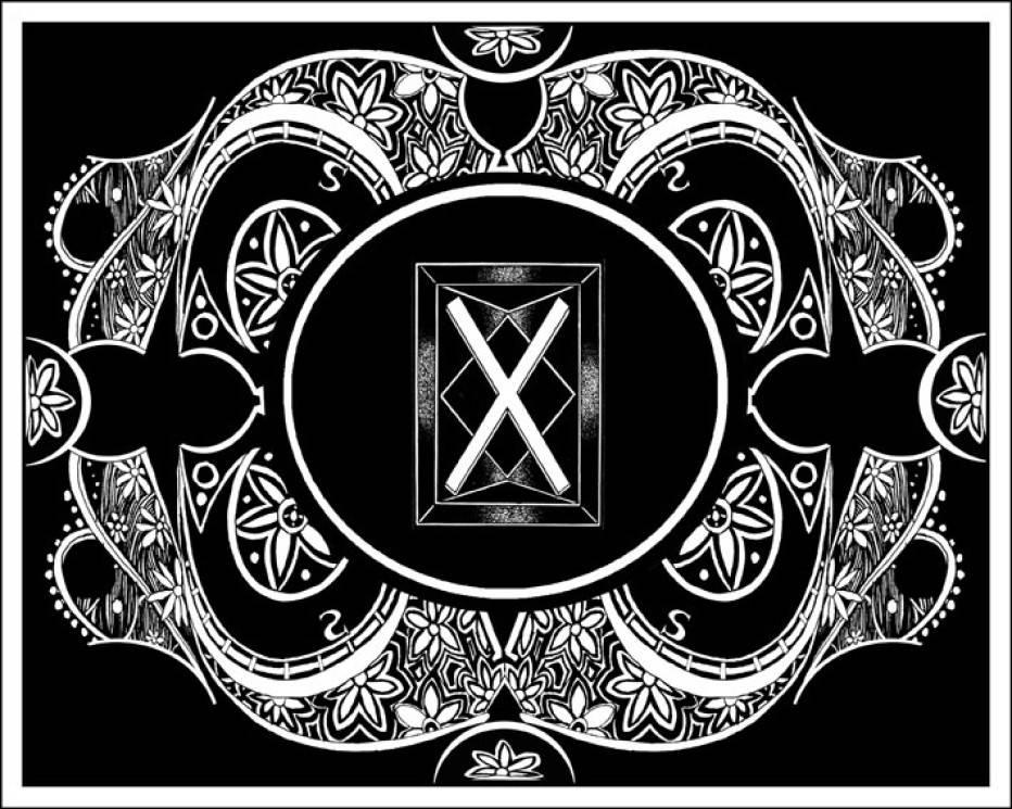 Руна гебо (gebo) - руническая магия - ведьмочка.com