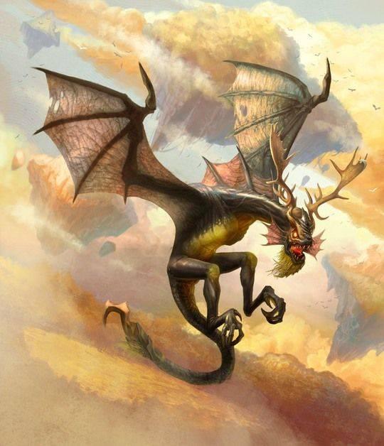 Список драконов в мифологии и фольклоре - list of dragons in mythology and folklore - xcv.wiki