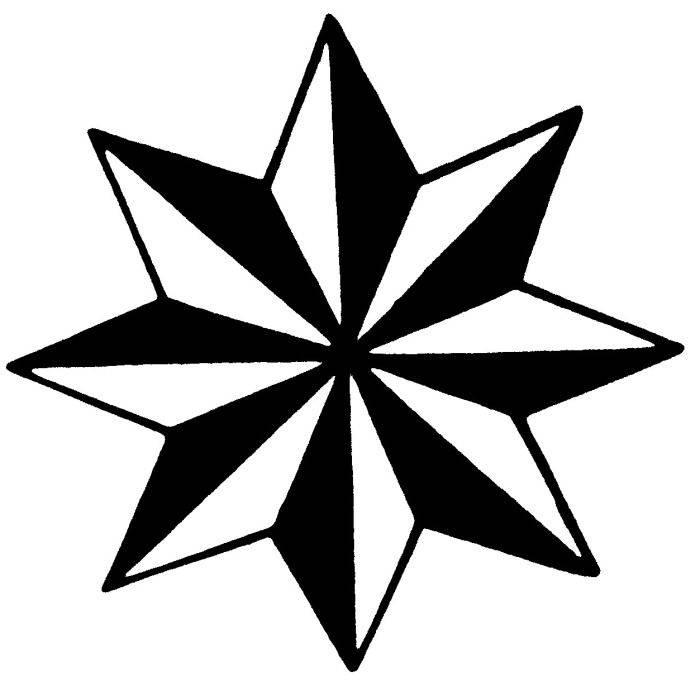 Восьмиконечная звезда значение: значение символа и его история