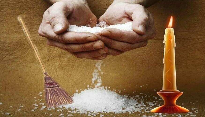 Солью можно смыть даже грехи, ставлю под кровать стакан соленой воды | донбасс сегодня