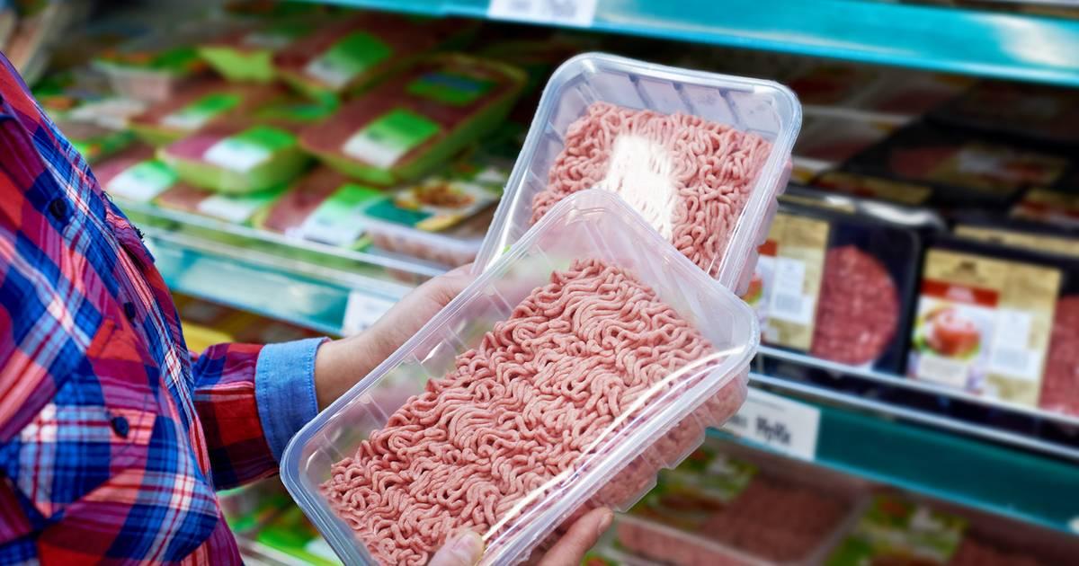 Мясо и мясной фарш