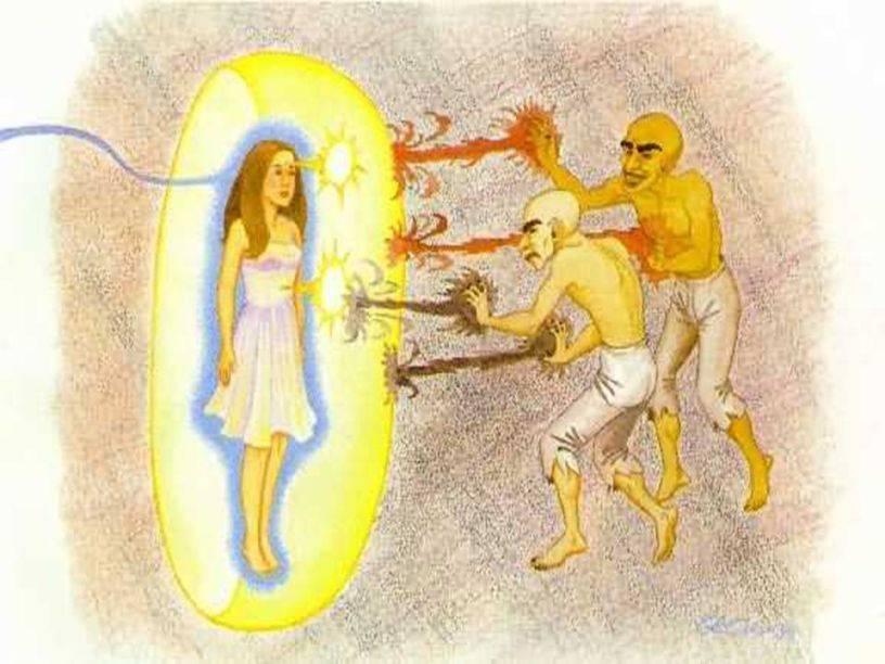 Как распознать энергетического вампира и защититься