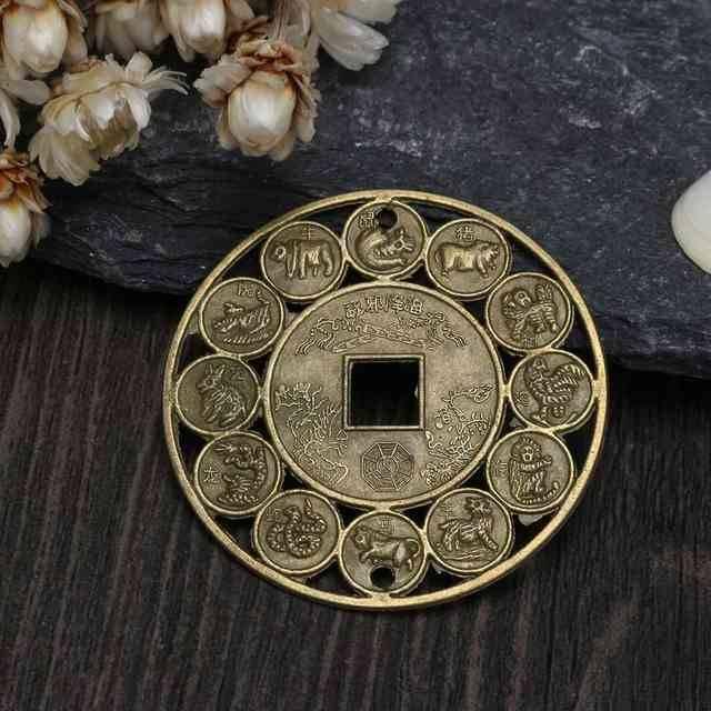 Китайские монетки в фен-шуй: талисман для привлечения денег и удачи