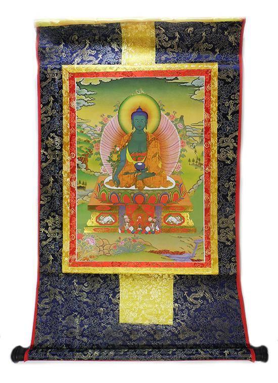 Лама сопа ринпочепрактика будды медицины. наставления в затворничестве