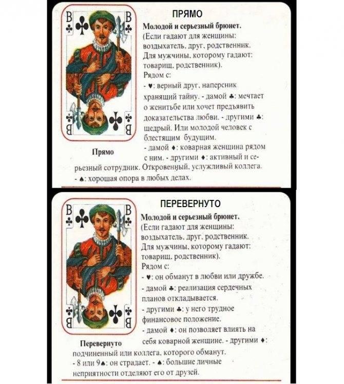 Значение карт при гадании: толкование раскладов - духовный мир
