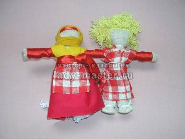 Кукла травница: значение, мастер-класс: кубышка своими руками