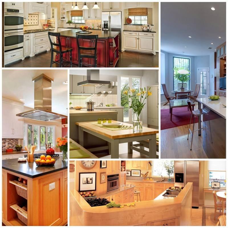 Правила выбора расположения кухня по фэн- шуй — подбор цветовой гаммы