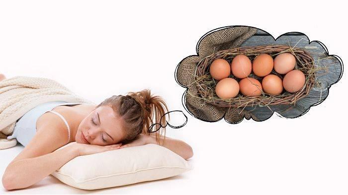 К чему снятся яйца куриные — 65 значений снов про яйца для женщин и мужчин