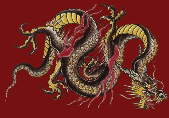 Китайские драконы - виды и значения драконов, классификация