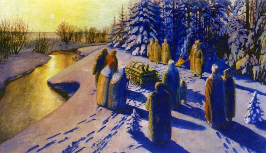Погребение у православных: основные правила, обряды и традиции
