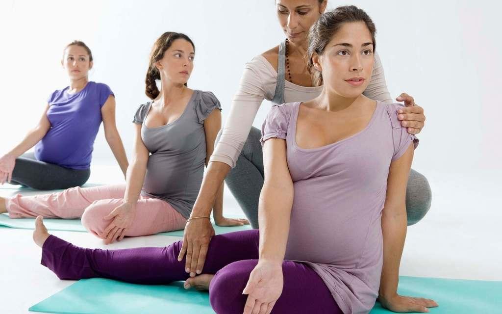 Упражнения для беременных: какие упражнения можно и нельзя делать во время беременности
