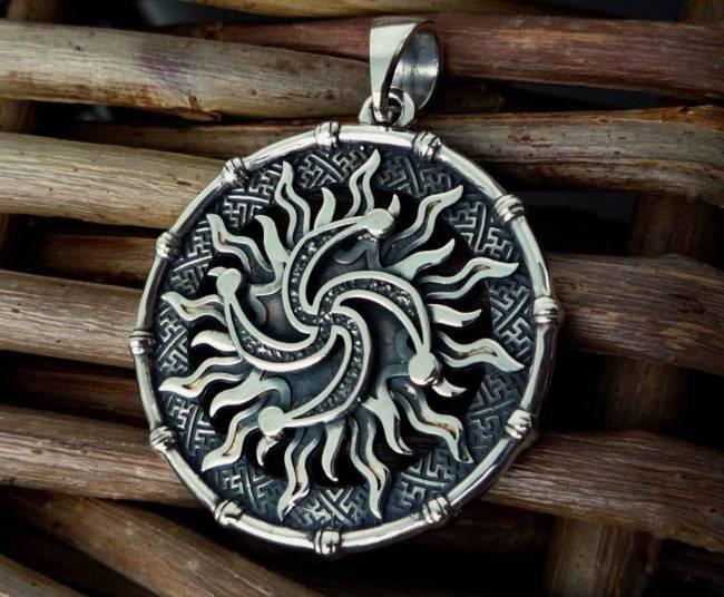 Символ рода — мощный славянский оберег для каждого