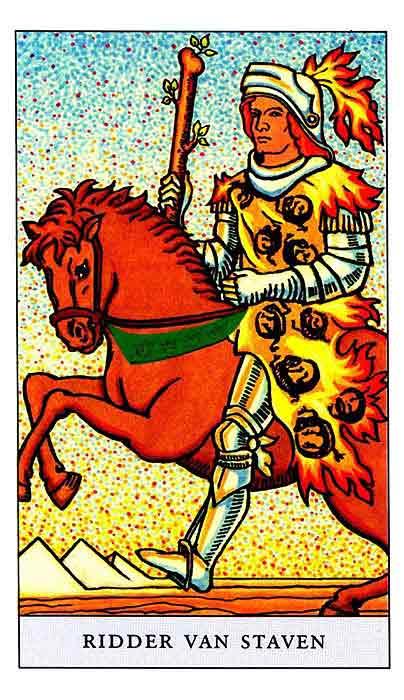 Значение мастей карт таро: мечи (пики)